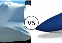 Shrink Wrap vs Tarp vs Boat Cover