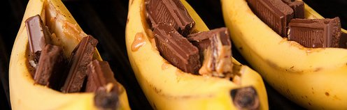 How to Make A Banana Boat and Make Your Kids Love You