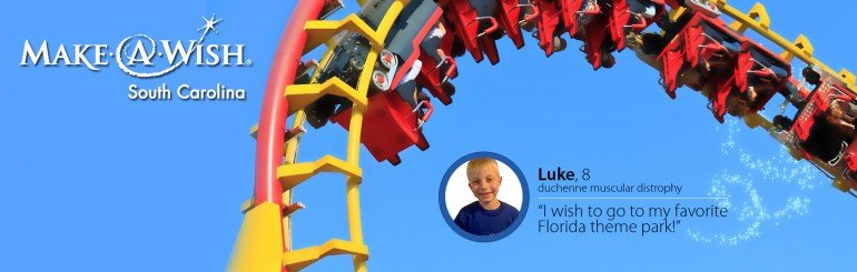 With Your Help, Boat Covers Direct Is Going to Make Luke's Wish Come True!