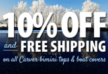 Boat Covers Direct Black Friday and Cyber Monday Deals!