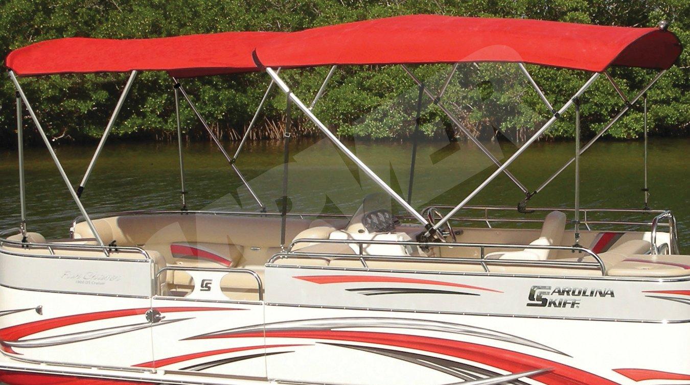 doubletop pontoon