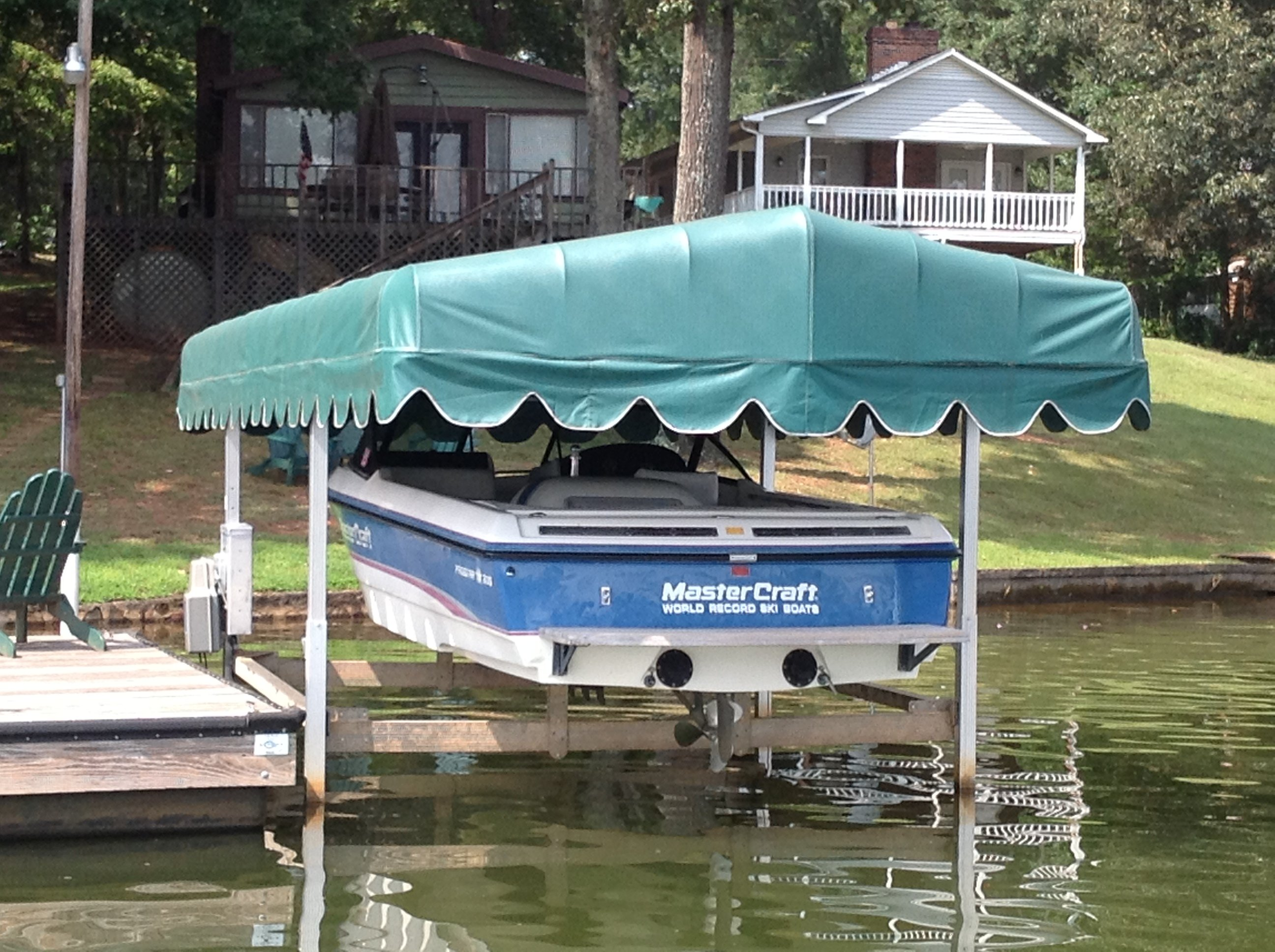 CoverTuff Replacement Canopy Lift Covers - Boat Lovers Direct