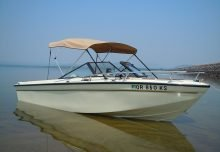 Rodney's Sea Swirl Bimini Top