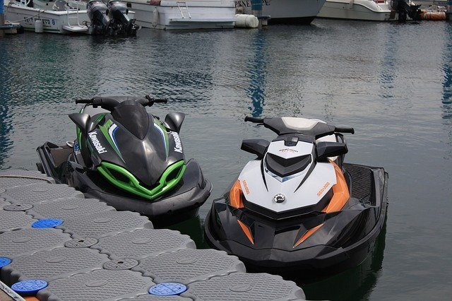 Prolong the Life and Looks of Your Personal Watercraft
